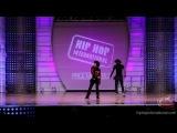 Мировой чемпионат по хип-хоп танцу Less Twins
